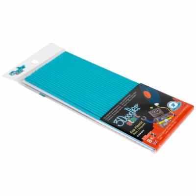 Стержни для 3D-ручки 3Doodler Start, синие, 24 шт.  Wobble Works