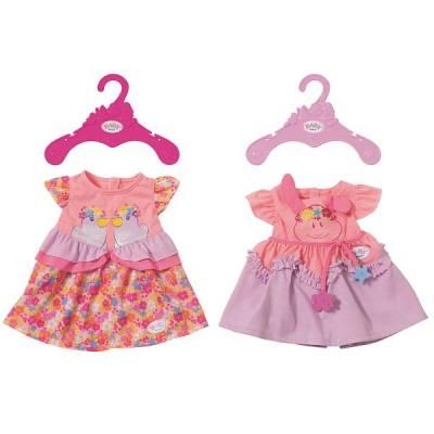 Летнее платье для куклы