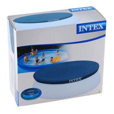 Круглый тент для бассейна Easy Set, 305 см Intex