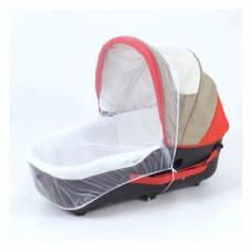 Противомоскитная сетка для детской коляски-люльки Спортбэби