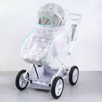 Дождевик для детской коляски «Пегас» универсальный Крошкин дом