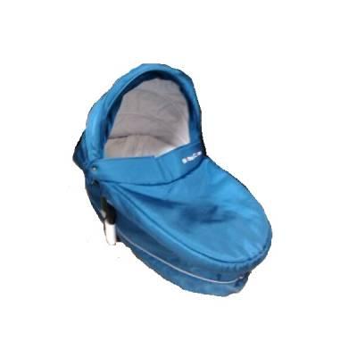 Люлька для детской коляски, сменный блок, синяя Baby Care