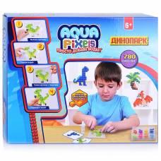Аквамозаика Aqua Pixels - Динопарк, 780 элементов 1TOY