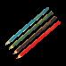 Акварельные цветные карандаши, 6 цветов Каляка-Маляка
