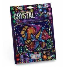 Набор для творчества Crystal Mosaic - Рыбка Данко Тойс / Danko Toys