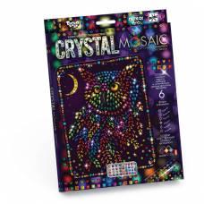 Набор для творчества Crystal Mosaic - Сова Данко Тойс / Danko Toys