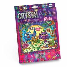 Набор для творчества Crystal Mosaic - Совы Данко Тойс / Danko Toys