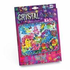 Набор для творчества Crystal Mosaic - Волшебные Пони Данко Тойс / Danko Toys