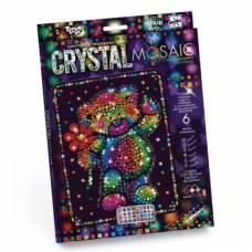 Набор для творчества Crystal Mosaic - Мишка Данко Тойс / Danko Toys