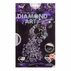 Алмазная мозаика Diamond Art - Райская птица Данко Тойс / Danko Toys