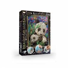 Алмазная картина Diamond Mosaic - Малая панда Данко Тойс / Danko Toys