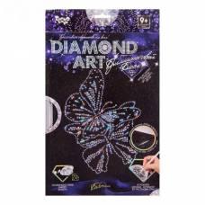 Набор Diamond Art - Бабочки Данко Тойс / Danko Toys