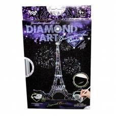 Алмазная мозаика Diamond Art - Эйфелева Башня Данко Тойс / Danko Toys
