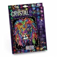 Набор для творчества Crystal Mosaic - Лев Данко Тойс / Danko Toys