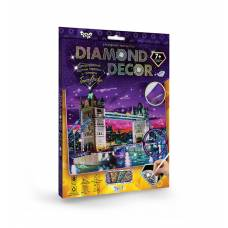 Набор для творчества Diamond Decor - Тауэрский мост Данко Тойс / Danko Toys