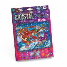 Набор для творчества Crystal Mosaic Kids - Пони Данко Тойс / Danko Toys