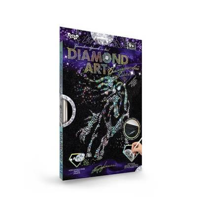 Алмазная мозаика Diamond Art - Лошадь Данко Тойс / Danko Toys