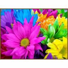 Алмазная мозаика Color Mix, 27*20 см, 32 цвета MILATO