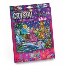 Набор для создания мозаики из кристаллов Crystal Mosaic - Золушка Данко Тойс / Danko Toys