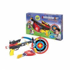 Игровой набор Crossbow Set - Арбалет с ИК-прицелом и аксессуарами 1TOY