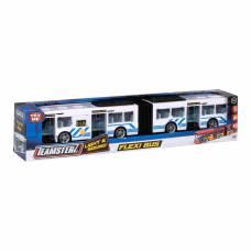 Автобус с гармошкой 46см (свет, звук) HTI