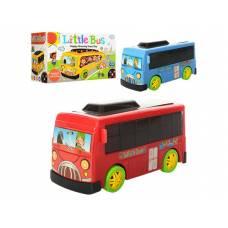 Игрушечный автобус Little Bus (свет, звук)
