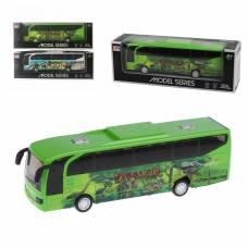 Автобус инерционный (свет, звук) Наша игрушка