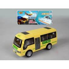 Автобус инерционный Yako Toys