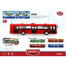 Автобус инерционный China Bright Pacific Ltd