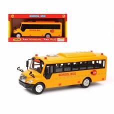 Автобус Школьный (откр.двери, свет, звук) Shantou Gepai