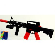 Автомат Bubble Bullet Gun с мягкими снарядами