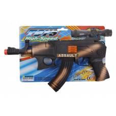 Автомат-трещотка Toys High-Speed