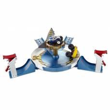 Игровой набор «Монстр трак. Поединок с акулой» Mattel