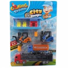 Игровой набор City Freight Shenzhen Toys