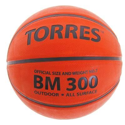 Баскетбольный мяч School Line - BM300, р. 7  TORRES