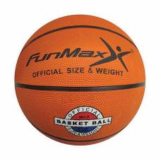 Баскетбольный мяч FunMax, 18 см 1TOY