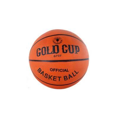 Баскетбольный мяч Gold Cup, 5 размер