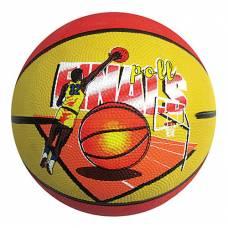 Баскетбольный мяч с рисунком FunMax
