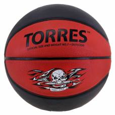 Мяч баскетбольный Torres Game Over, B00117, размер 7  TORRES