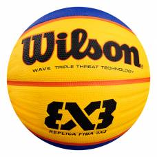 Мяч баскетбольный WILSON FIBA3x3 Replica, WTB1033XB, размер 6 Wilson