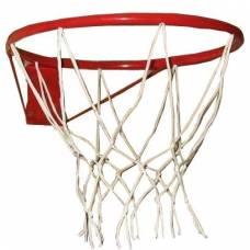 Баскетбольная корзина с сеткой, 38 см ЧП Максимов