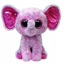 Слоненок Beanie Boo's - Ellie, розовый, 23 см Ty Inc