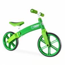 Беговел Velo Balance, зеленый Yvolution