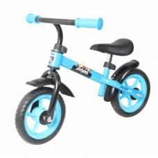 Детский беговел KidFun 10, синий Moby Kids