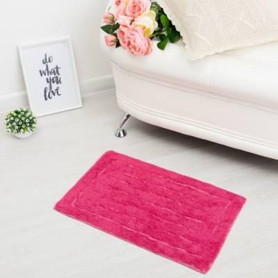 Ковер «ГАММА», 40х60 ± 3 см, цвет розовый. Sima-Land