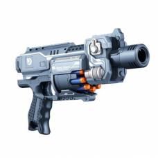 Бластер Blaze Storm - Barricade Rv-10 с 20 мягкими пулями Shantou