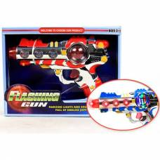 Бластер Flashing Gun (светом, звук)