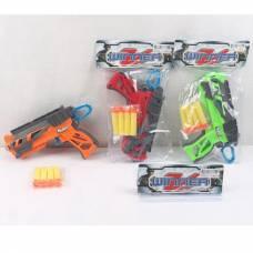 Бластер Winner c мягкими пулями Shenzhen Toys