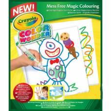 Бумага для рисования Color Wonder Crayola