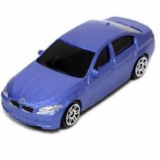 Коллекционная модель BMW M5, синяя, 1:43 RMZ City